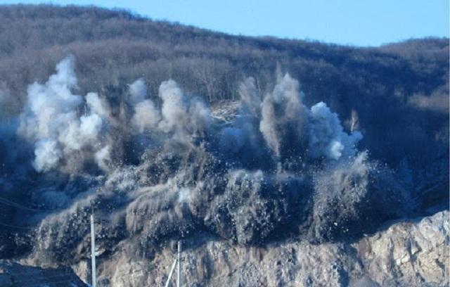 Взрывы услышат биробиджанцы 16 февраля