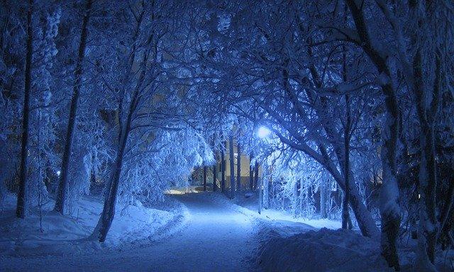 До минус 38 градусов: жителям ЕАО обещают крепкие ночные морозы и снег