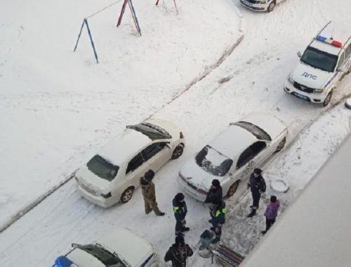 «Форсаж» по-биробиджански: полицейская погоня развернулась во дворе областного центра