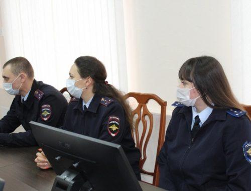 Полиция ЕАО пополнилась новыми кадрами из Крыма, Приморья и Амурской области