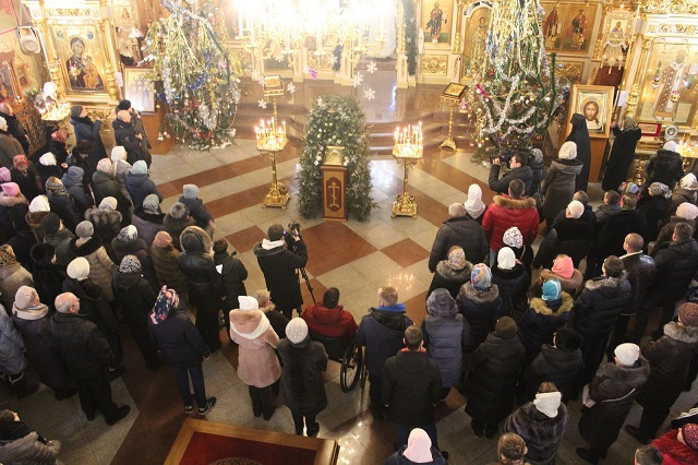 Празднование Рождества Христова в ЕАО пройдет с ограничениями по коронавирусу