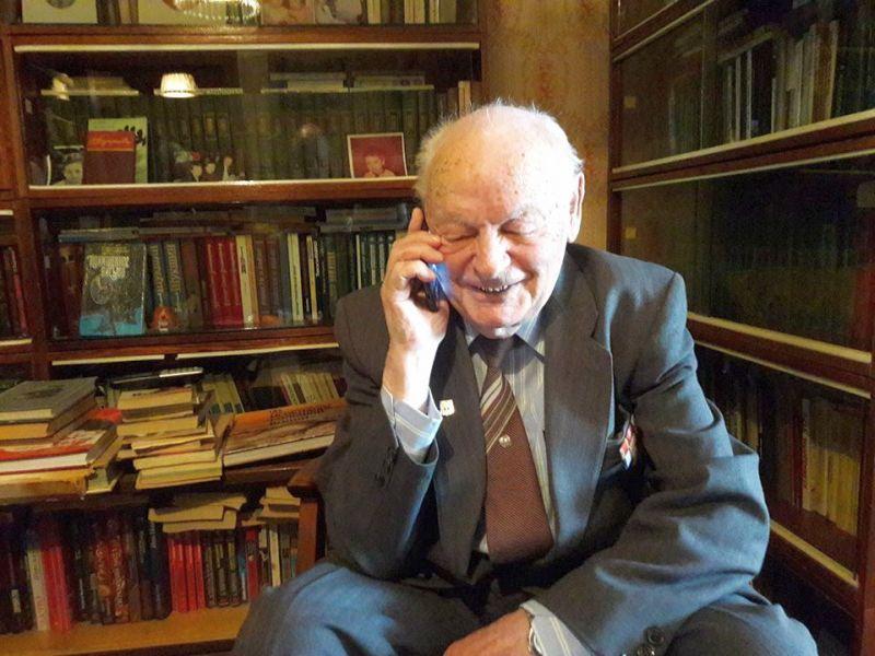 Ушел из жизни первый секретарь обкома КПСС ЕАО Лев Шапиро