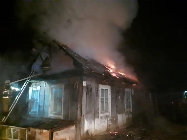 В два раза увеличилось число пожаров в жилом секторе ЕАО