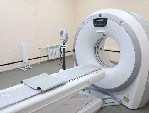 В инфекционной больнице ЕАО начали проводить КТ-исследования