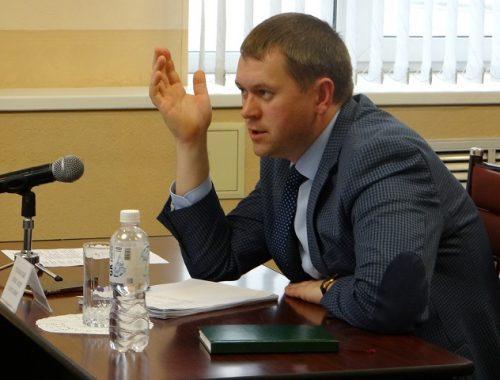 Глава Биробиджана прокомментировал сообщения об обысках в мэрии