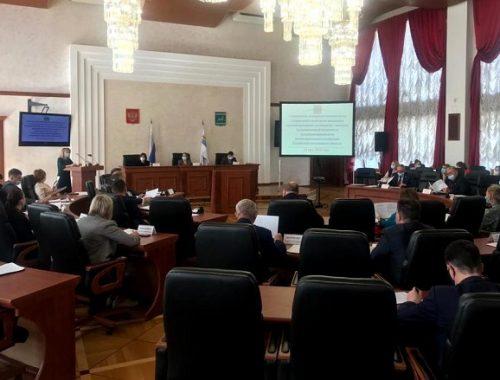 Освободившееся кресло в Заксобрании ЕАО заняла Татьяна Гладких