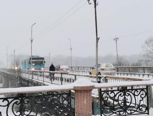 Старый мост временно перекроют в Биробиджане