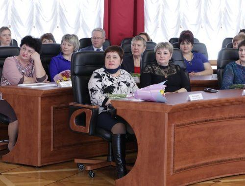 Торжественный прием в честь 8 марта состоялся в правительстве ЕАО