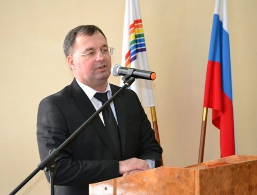 Глава Биробиджанского района Сергей Солтус уходит в отставку