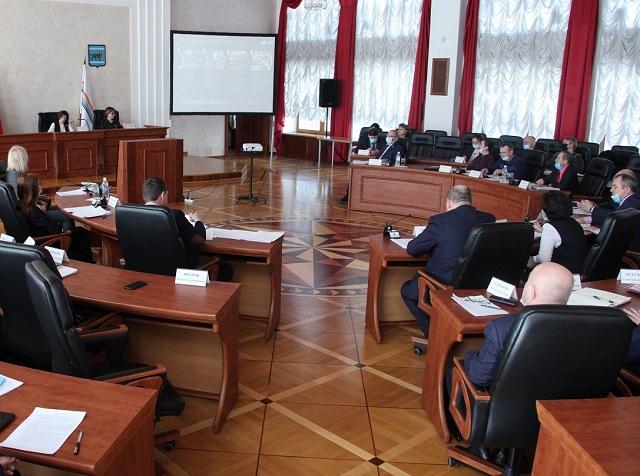 Парламентарии ЕАО направят два обращения в Госдуму