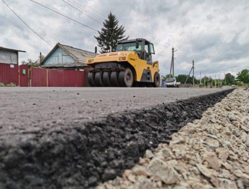 В Биробиджане проверяют состояние дорог после схода снега