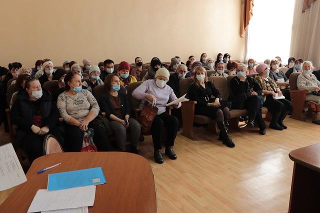 Более 30 жителей Смидовичского района пришли на личный прием к прокурору ЕАО