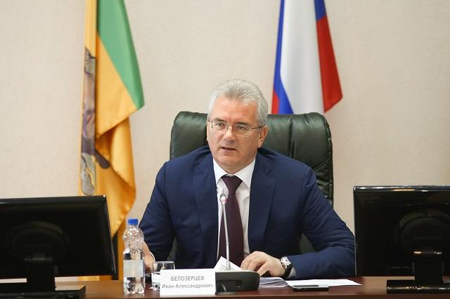 Суд арестовал губернатора Пензенской области