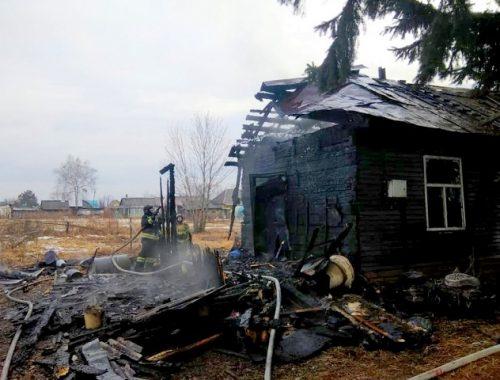В ЕАО задержан подозреваемый в поджоге дома с людьми