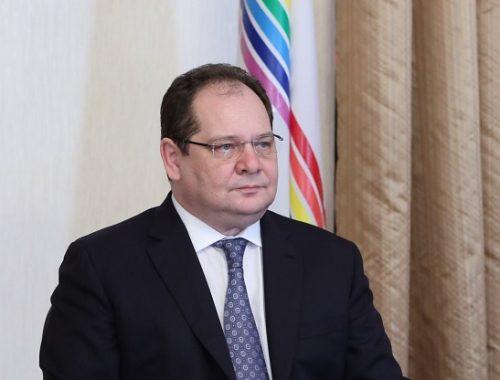 Глава ЕАО ответил на предложение вице-премьера РФ объединить область с Хабаровским краем