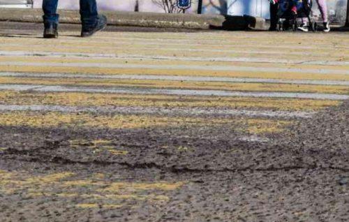 Мэрия учтет жалобы биробиджанцев при обновлении дорожной разметки