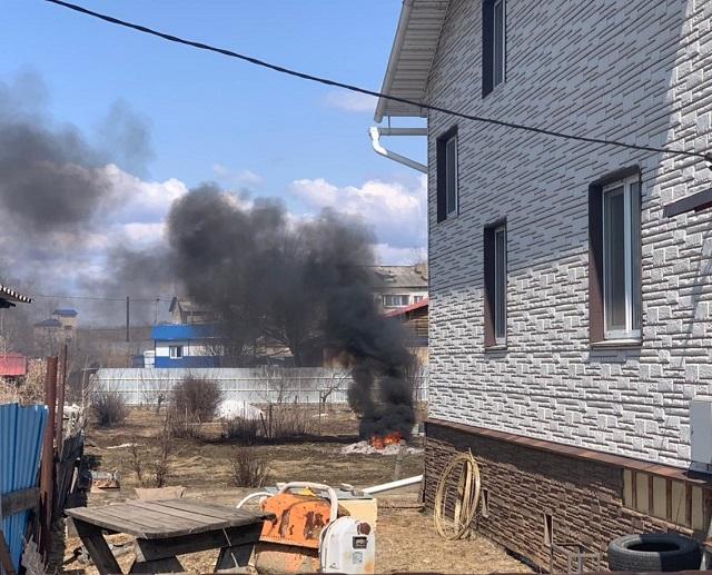 В ЕАО ловят нарушителей противопожарного режима