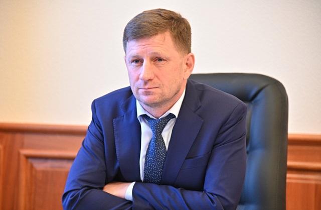 Сергей Фургал рассказал СМИ свою версию уголовного преследования