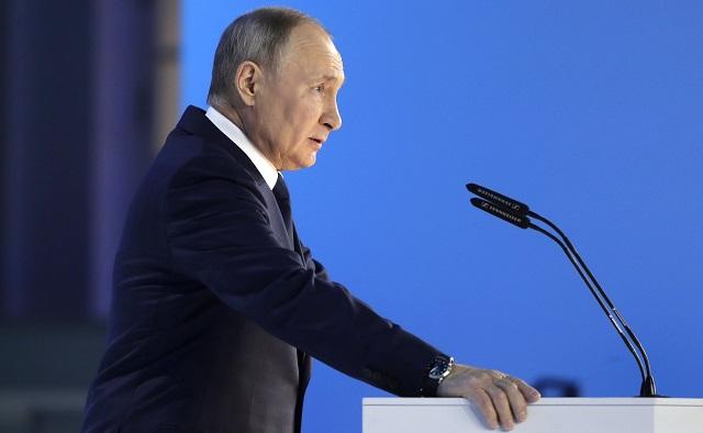 Путин заявил о новых мерах соцподдержки россиян