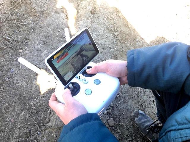 МЧС задействовало квадрокоптеры для поиска нарушителей в ЕАО