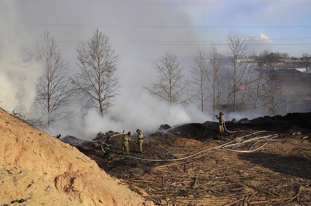 В ЕАО проверяют качество воздуха из-за пожаров и задымления
