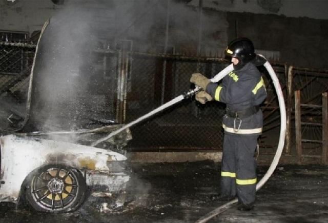 В ЕАО следователь закрыл глаза на поджог гаражного бокса
