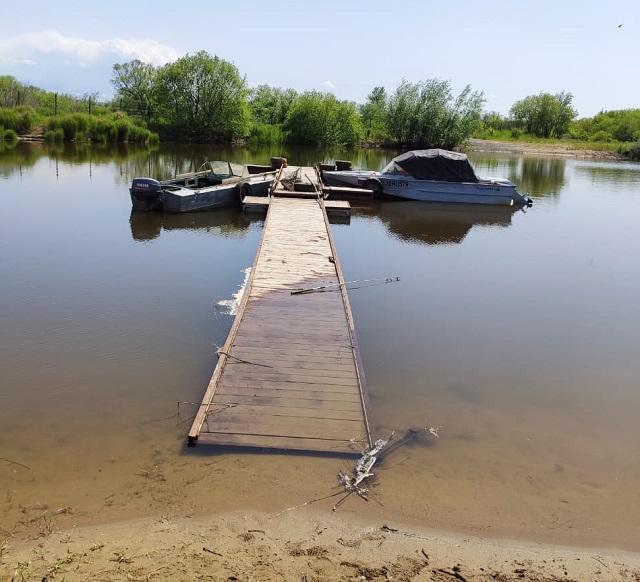 В СК раскрыли обстоятельства гибели ребенка, утонувшего в ЕАО