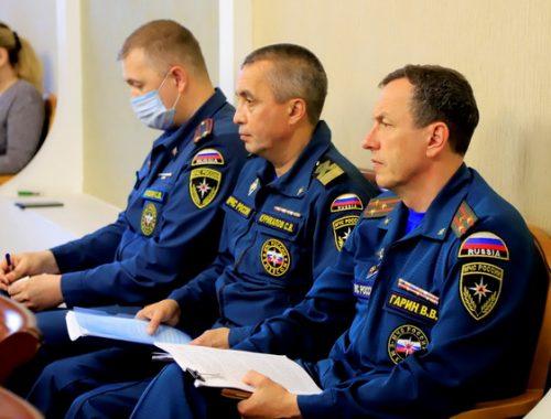 Ленинский район ЕАО переведен в режим повышенной готовности