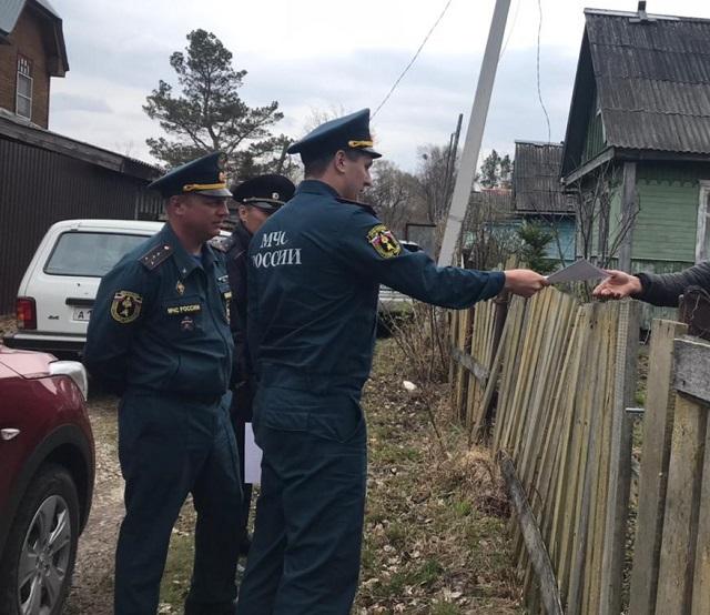 Штрафов на 1,4 млн рублей выписали нарушителям противопожарного режима в ЕАО