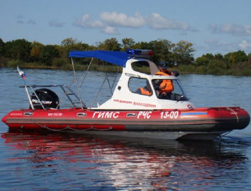 Рыбак утонул в Смидовичском районе ЕАО
