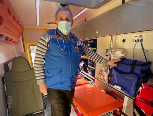 Лучший в России врач скорой помощи работает в ЕАО