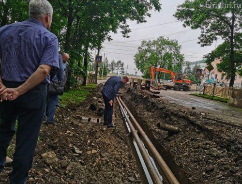 Еще один участок дороги закроют в Биробиджане на неделю