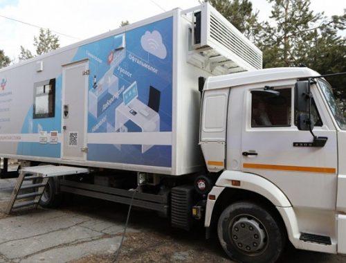 Передвижной медицинский комплекс «РЖД-Медицина» посетит села ЕАО и Биробиджан