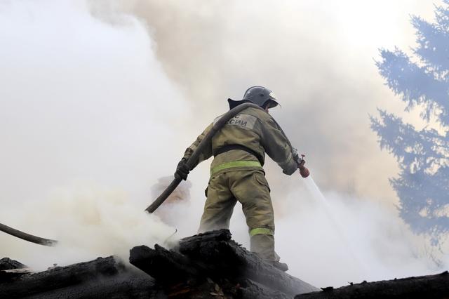 Полыхают бани в ЕАО: с начала года зарегистрировано 29 пожаров