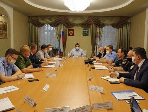 О готовности к «большой воде» отчитались главы районов в ЕАО