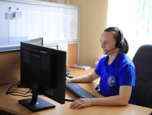 С начала года служба «112» приняла более 56 тысяч звонков от населения ЕАО