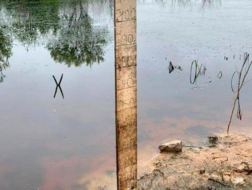 В трех селах ЕАО уровень воды превысил отметку «неблагоприятное явление»