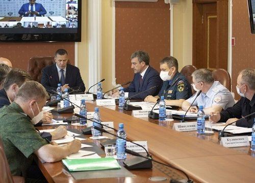 Вице-премьер Юрий Трутнев поручил создать штаб ЧС в ЕАО