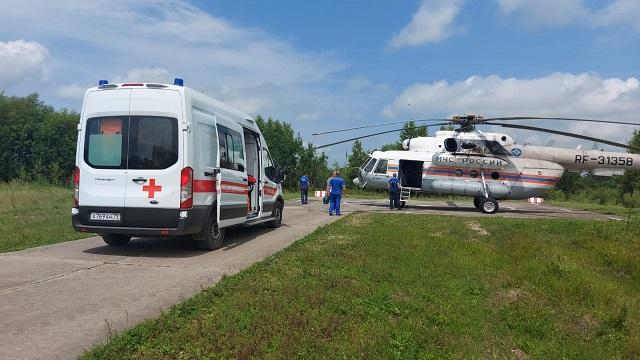 Новорожденному ребенку из ЕАО потребовалась срочная эвакуация в Хабаровск