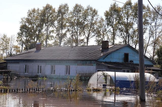 Более 1 млрд рублей направят на помощь прошлогодним подтопленцам из ЕАО и Хабаровского края