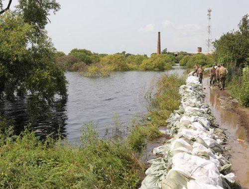 В зоне подтопления остаются 19 населенных пунктов ЕАО