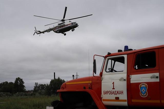 Подростка из Биробиджана экстренно доставили в медучреждение Хабаровска