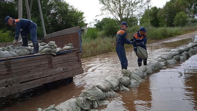 В ЕАО из-за паводка уже разрушено 22 участка автодорог