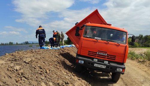 Подтопленное село Пузино в ЕАО полностью освободилось от воды